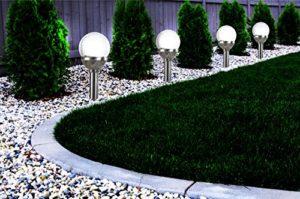 Solarkugel Garten 40cm 50cm Farbwechsel Die Top 5