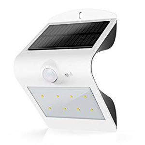 Solarlampe mit bewegungsmelder