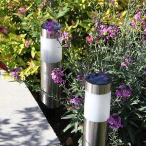 Solar Gartenleuchte