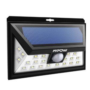 Solar Wandleuchte Mpow
