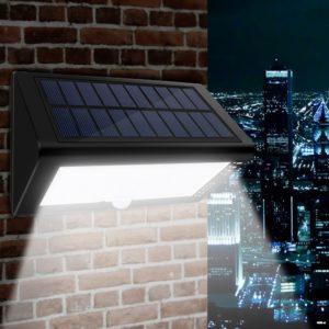 Solar Wandleuchte CroLed