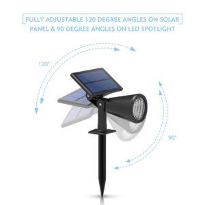 Solar Wegeleuchte Litom